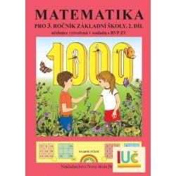 14015 Matematika 4. ročník - Svět čísel a tvarů (učebnice)
