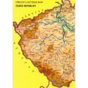 0441 Vlastivěda 4 - náhradní mapa k zeměpisné učebnici