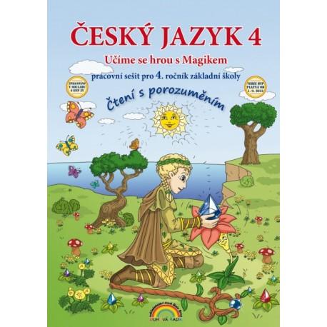 44-60 Český jazyk 4 s Magikem - pracovní sešit