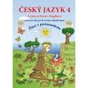 44-60 Český jazyk 4 s Magikem - pracovní sešit (Čtení s porozuměním)