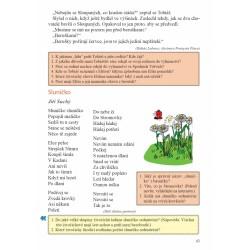 92103 Alter - Nástěnná tabule abeceda pro 1. ročník