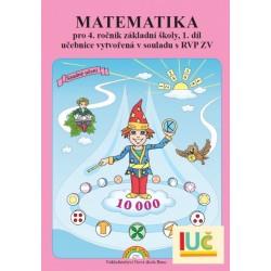 0405 Matematika 4/1.díl učebnice