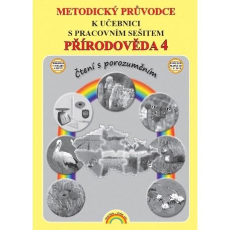 44-32 Metodický průvodce Přírodověda 4 k učebnici s pracovním sešitem - Novinka