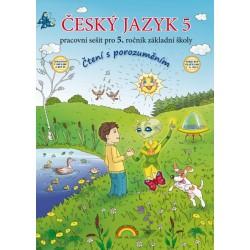 55-60 Český jazyk 5 s Filípkem - pracovní sešit