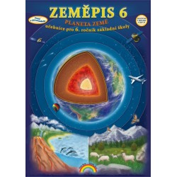 66-45 Zeměpis 6 - Planeta Země (Čtení s porozuměním)