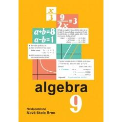 Algebra 9 (učebnice)