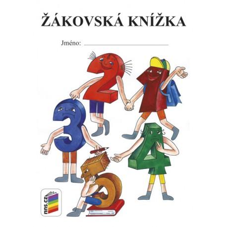 Žákovská knížka pro 3. - 9. roč.