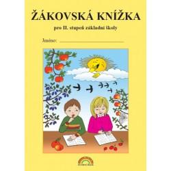 10103 Žákovská knížka pro 2. st. ZŠ