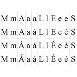 0160 NNS - Skládací abeceda NOVĚ