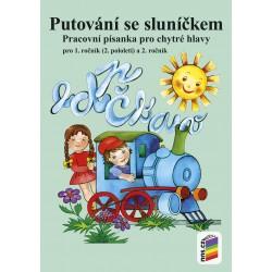 0251 NNS - Putování se sluníčkem - pracovní písanka pro 1. a 2. roč.