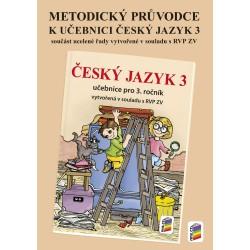 0369 Metodický průvodce učebnicí Český jazyk 3