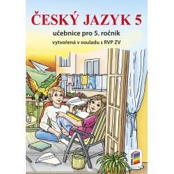 575 Český jazyk 5 - učebnice