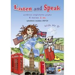 0480 Listen and Speak 4, 1. díl, učebnice