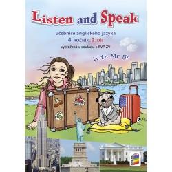 0481 Listen and Speak 4, 2. díl, učebnice