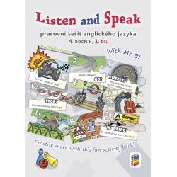 0485 Listen and Speak 4, 1. díl, prac. sešit