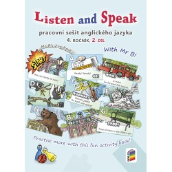 0486 Listen and Speak 4, 2. díl, prac. sešit