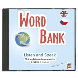 05823 CD Word Bank (CD ke slovníčku), 2CD