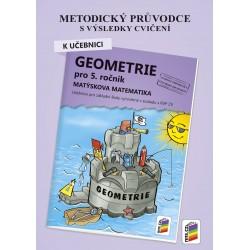 0525 Met. průvodce ke Geometrii pro 5. ročník
