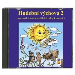CD HV 2 - instrumentální doprovod