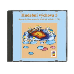 CD HV 5 (instrum. doprovod)