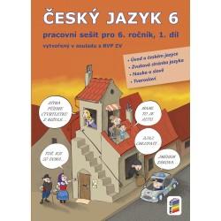 0656 Český jazyk 6, 1. díl (prac.sešit)