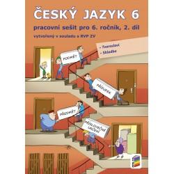 0657 Český jazyk 6, 2. díl (prac.sešit)