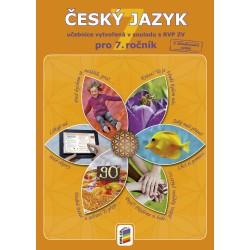 0755 Český jazyk 7 učebnice - NOVINKA