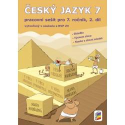 0757 Český jazyk 7/2. díl - pracovní sešit