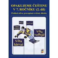 Opakujeme češtinu pro 7. roč. 2. díl