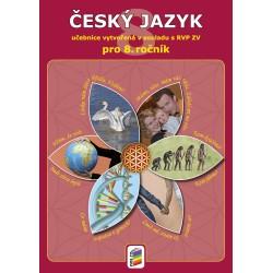 0855 Český jazyk 8 učebnice
