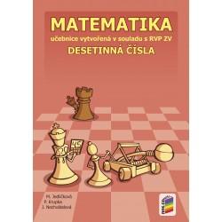 0622 Matematika - desetinná čísla, učebnice (6. třída) NOVINKA
