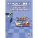 0829 Matematika - Výrazy a rovnice 2 (pracovní sešit)