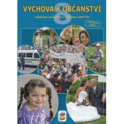 0890 Výchova k občanství 8 - učebnice