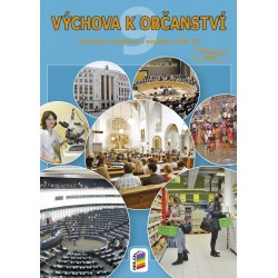 0990 Výchova k občanství pro 9. třídu ZŠ a kvartu víceletých gymnázií