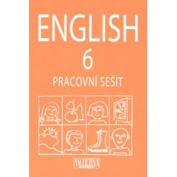 ENGLISH 6 - pracovní sešit s CD