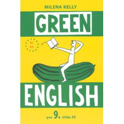 GREEN ENGLISH 9 - učebnice, slovníček