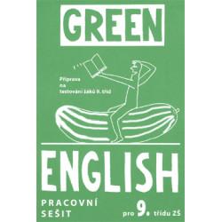 GREEN ENGLISH 9 - pracovní sešit s CD