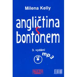 ANGLIČTINA S BONTONEM, kniha