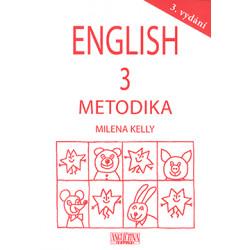 ENGLISH 3 - metodika včetně her a obrázků