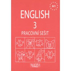 ENGLISH 3 - Pracovní sešit s CD