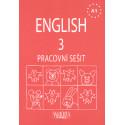 1132 ENGLISH 3 - Pracovní sešit s CD