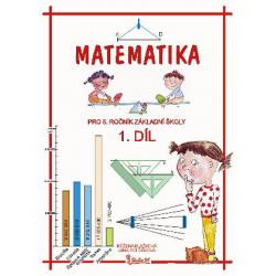 155061 Matematika 5/1. díl