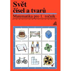 14000 Matematika 1. ročník - Svět čísel a tvarů (učebnice)