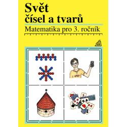 14011 Matematika 3. ročník - Svět čísel a tvarů (učebnice)