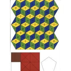 14017 Sada příloh k Matematice pro 4. ročník (Svět čísel a tvarů)