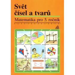 14019 Matematika 5. ročník - Svět čísel a tvarů (učebnice)