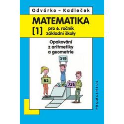 14022 Matematika 6/1. díl - Opakování z aritmetiky a geometrie