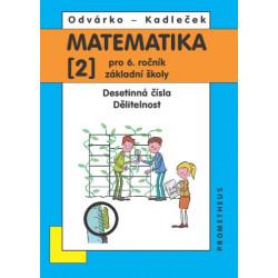 14023 Matematika 6/2. díl - Desetinná čísla, dělitelnost