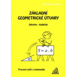 14046 Základní geometrické útvary - Pracovní sešit