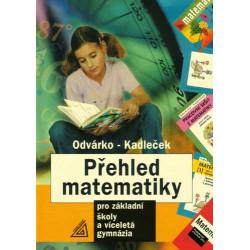 14053 Přehled matematiky pro základní školu